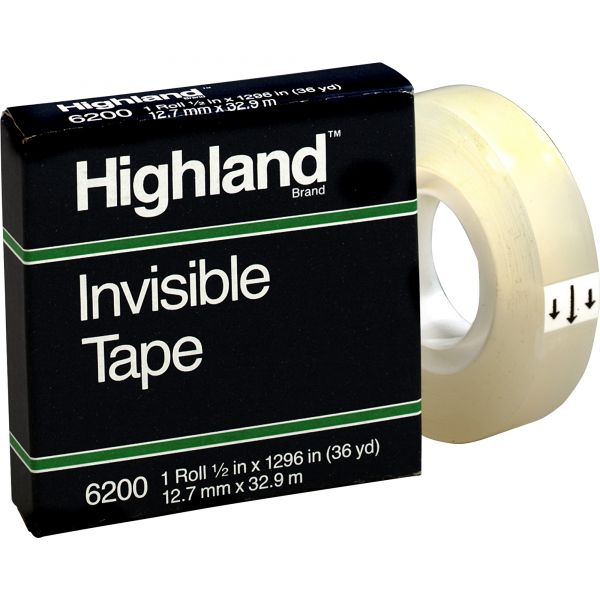 "Highland 1/2"" Invisible Tape Refill"