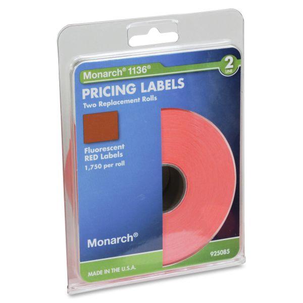 Monarch Two-Line Price Gun Labels