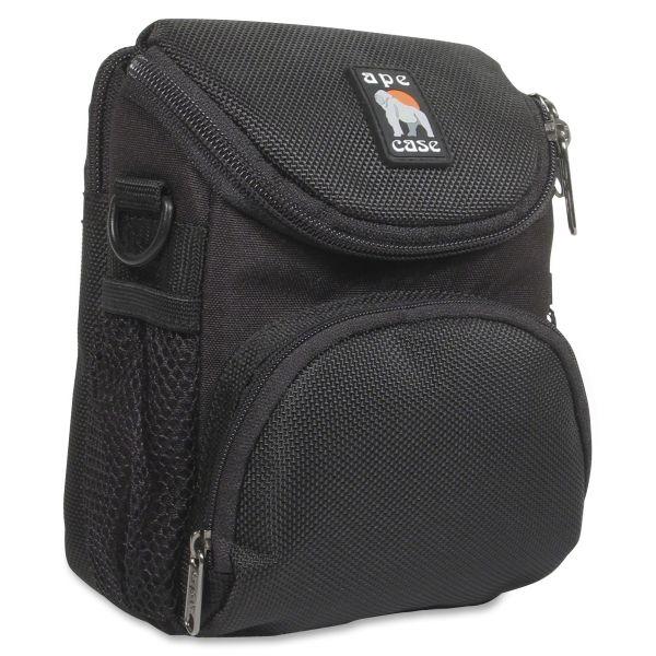 Norazza Ape Case AC220 Camera Bag, Nylon, 4-1/8 x 3-5/8 x 6-3/4, Black