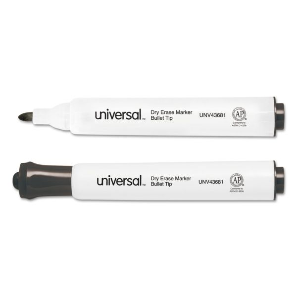 Universal Low Odor Dry Erase Markers