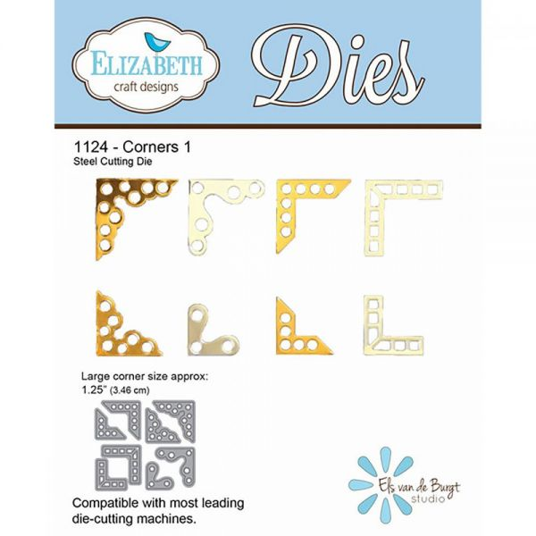 Elizabeth Craft Metal Die