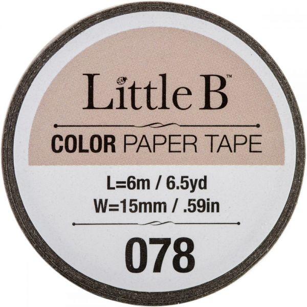 Little B Color Tape 15mmx6m