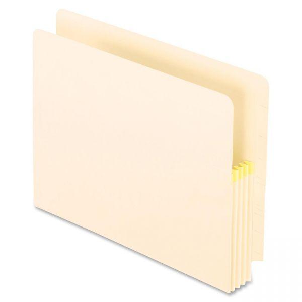 Pendaflex Convertible End Tab File Pockets