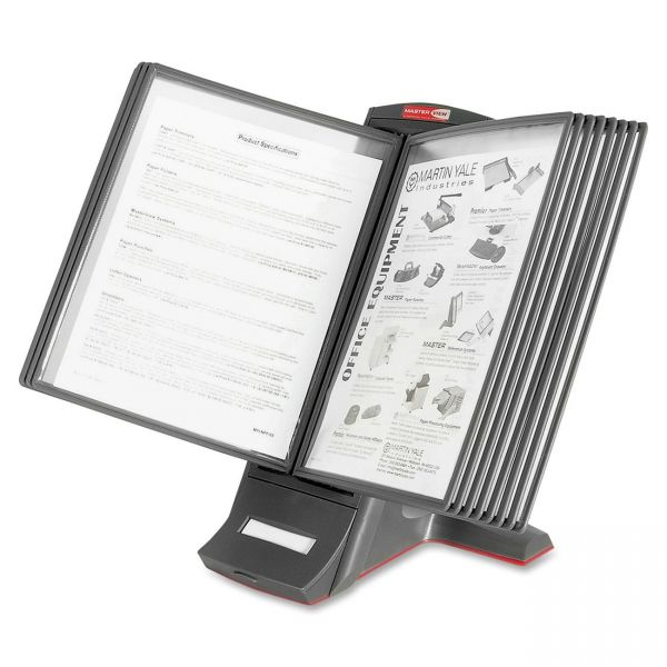 Master Products view Desktop Catalog Stand