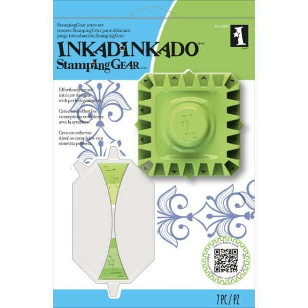 Inkadinkado Stamping Gear Intro Set