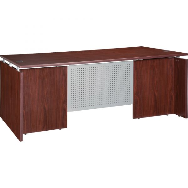Lorell Ascent Series Executive Desk Shell
