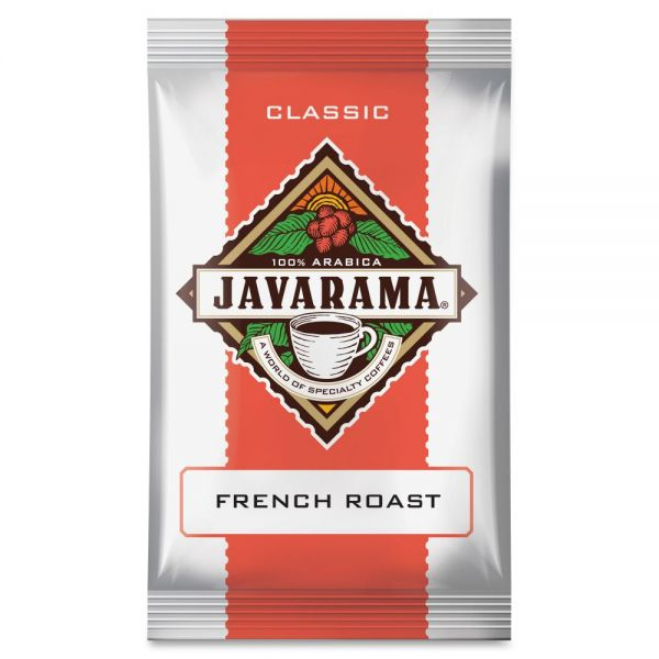 Javarama French Roast Coffee Packs
