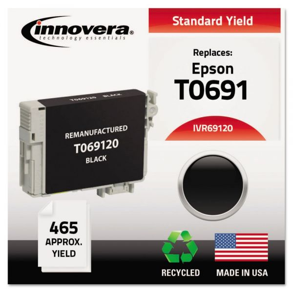 Innovera Remanufactured Epson T0691 Ink Cartridge