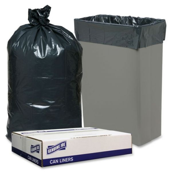 Genuine Joe Slim Jim 23 Gallon Trash Bags