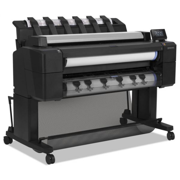 "HP Designjet T2530 36"" PostScript Multifunction Wide-Format Inkjet Printer"
