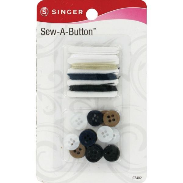 Sew-A-Button