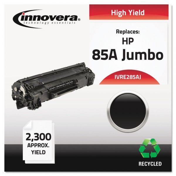 Innovera Remanufactured HP 85A Jumbo High Yield Toner Cartridge