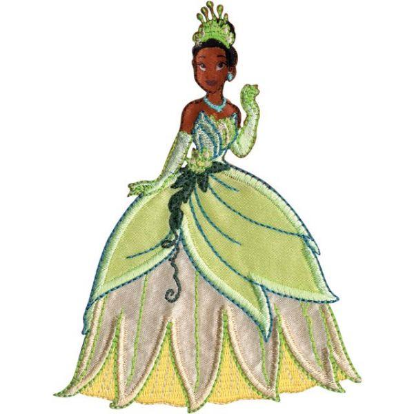 Disney Princess Iron-On Applique