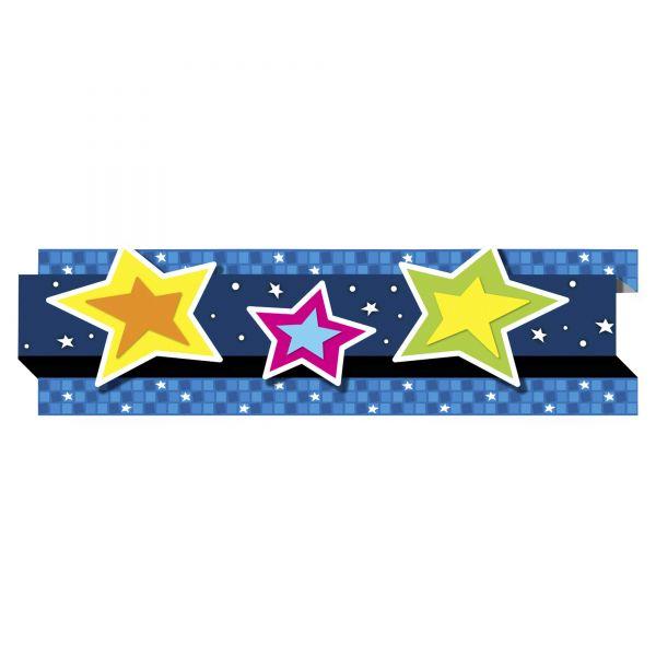 Carson-Dellosa Stars Straight Borders