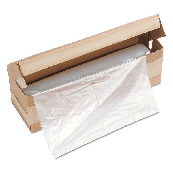 HSM of America Shredder Bags, 34 gal Capacity, 1/RL