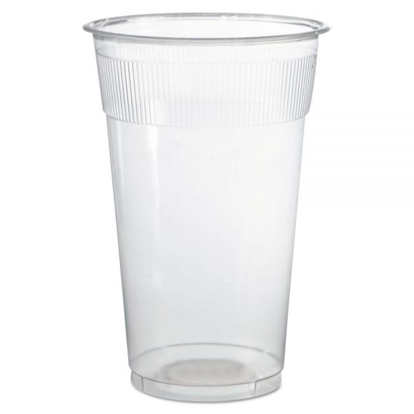 WNA Plastic Cups, 10 oz., Translucent, Individually Wrapped