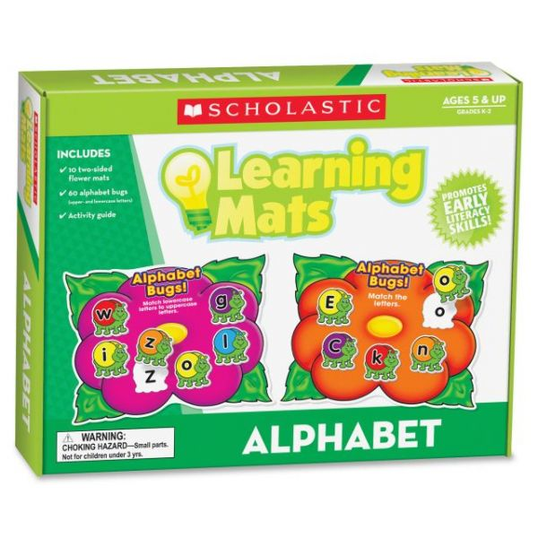 Scholastic Kid Learning Mat