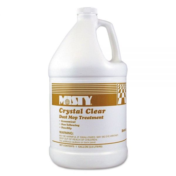 Misty Crystal Clear Dust Mop Treatment