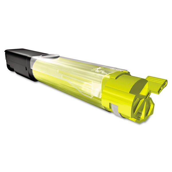 Media Sciences Remanufactured Oki 43459301 Yellow Toner Cartridge