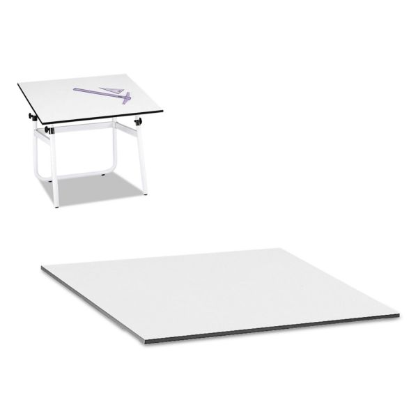 Safco Vista Adjustable Drafting Table Top