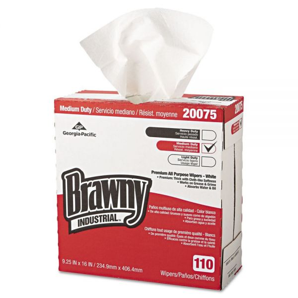 Brawny Industrial Tall Dispenser All-Purpose Wipes