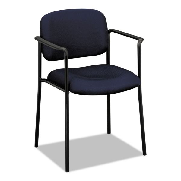 basyx by HON HVL616 Stacking Guest Chair With Arms