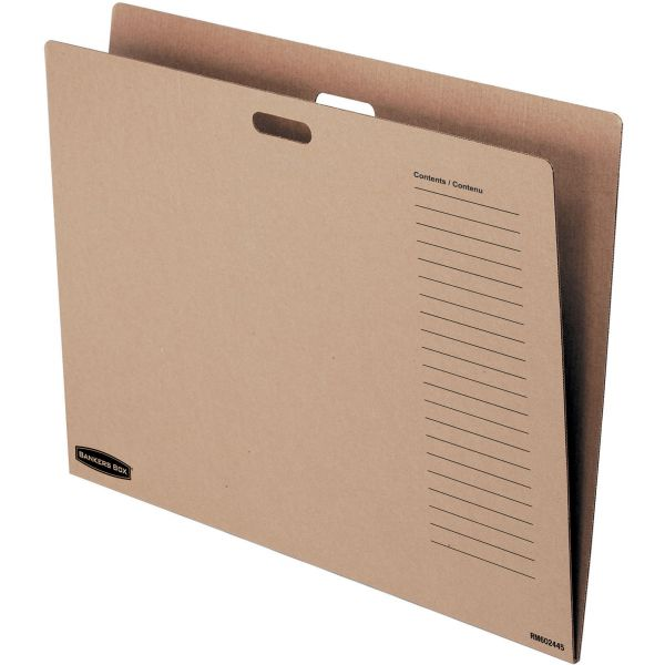 Bankers Box Chart Storage Divider Folders