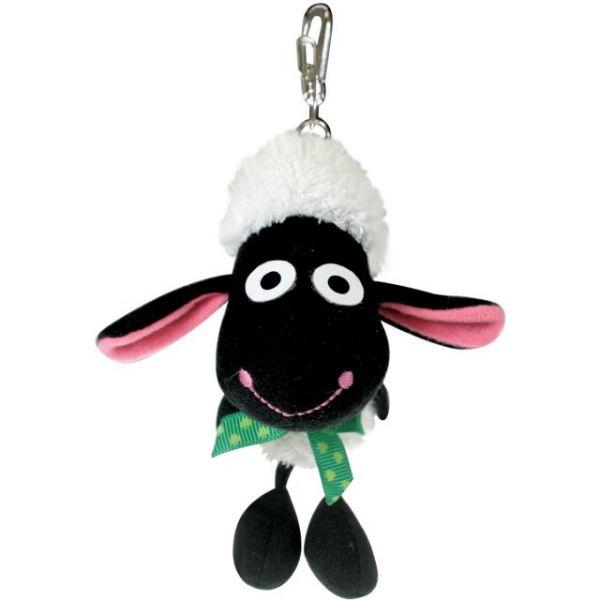 "Big Head Sheep Keyring 5"""