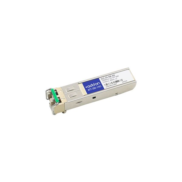 AddOn Cisco GLC-ZX-SM Compatible TAA Compliant 1000Base-ZX SFP Transceiver (SMF, 1550nm, 80km, LC)