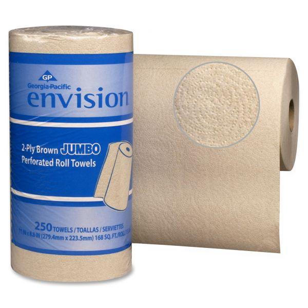 Envision Jumbo Paper Towels