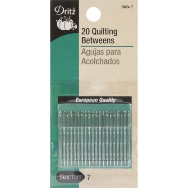 Dritz Quilting Betweens Hand Needles