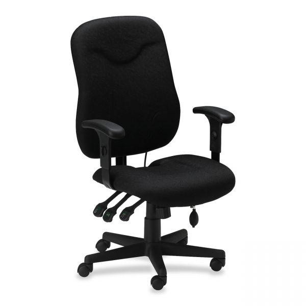 Tiffany Industries Comfort Series Executive Posture Swivel/Tilt Office Chair