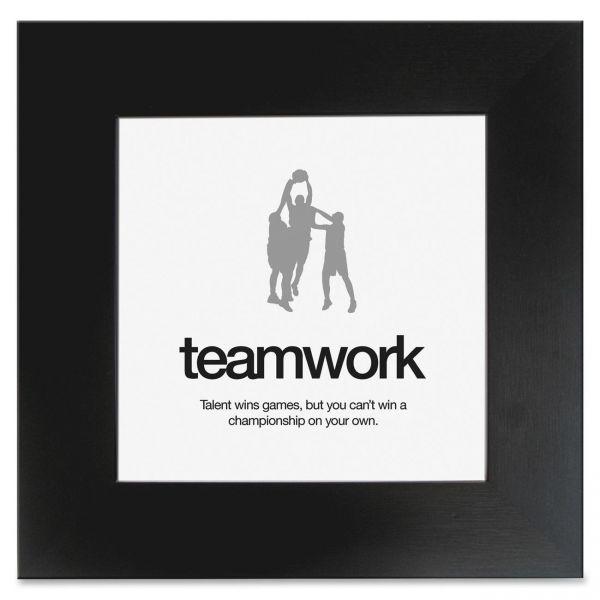 Aurora Teamwork Poster