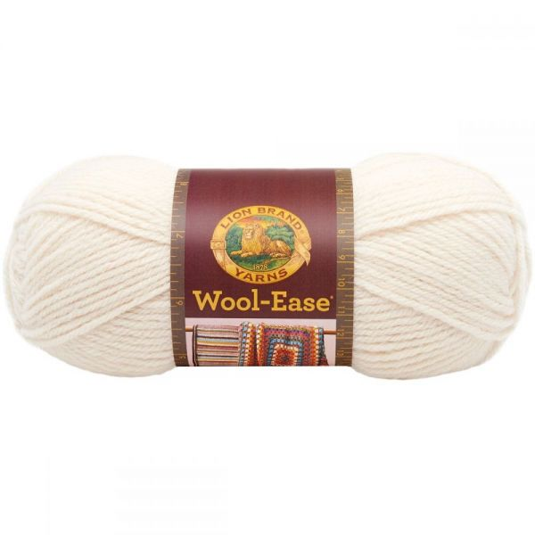 Lion Brand Wool-Ease Yarn - Fisherman