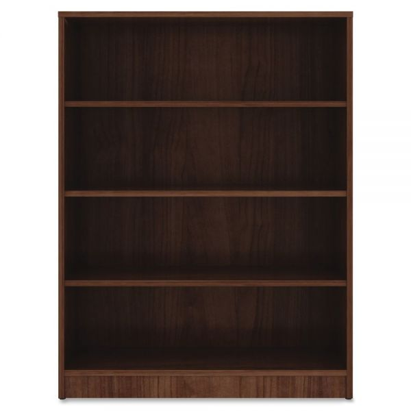 Lorell 4-Shelf Bookcase