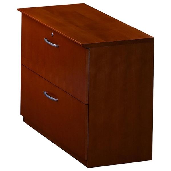 Tiffany Industries Napoli 2-Drawer Lateral File