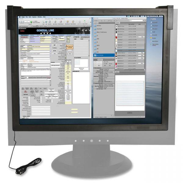 Compucessory Premium Privacy Filter Black
