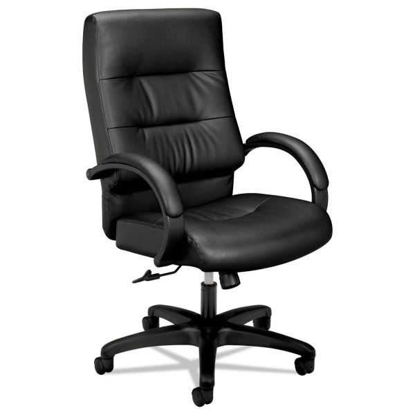 Basyx by HON HVL691 Executive High-Back Office Chair