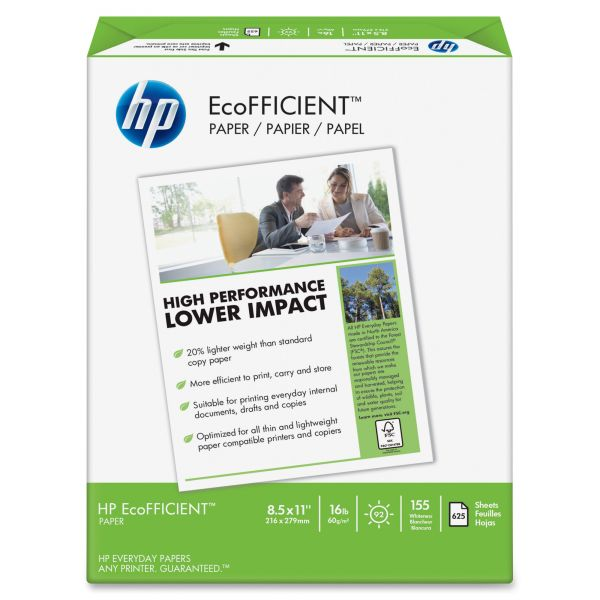 HP EcoFFICIENT White Copy Paper