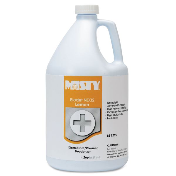 Misty Biodet ND-32 Disinfectant & Deodorant