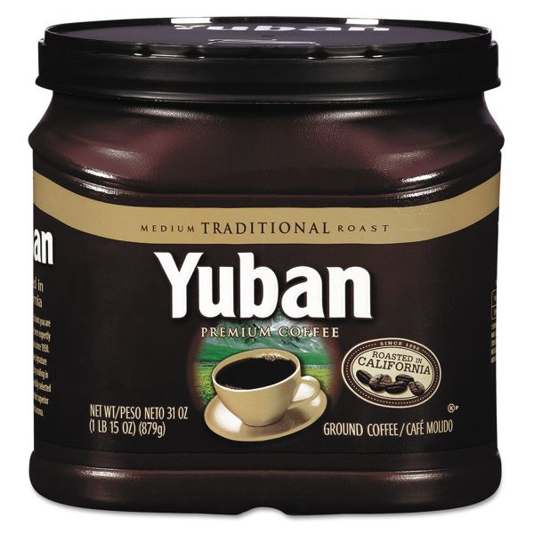 Yuban Premium Ground Coffee (1.94 lbs)