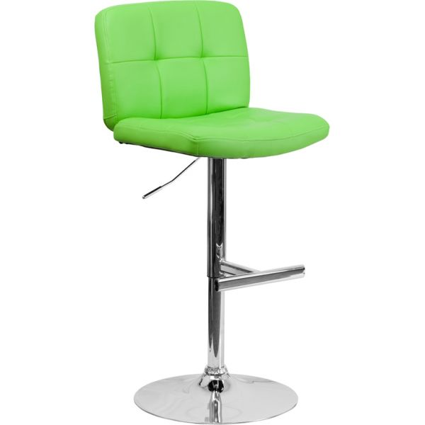 Flash Furniture Contemporary Tufted Barstool