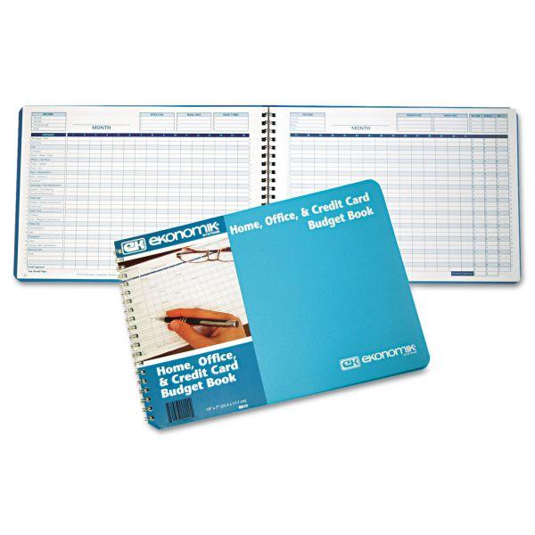 Ekonomik Home/Office Budget Book