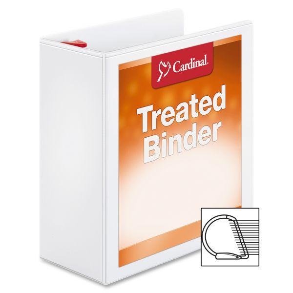 """Cardinal ClearVue 4"""" 3-Ring View Binder"""