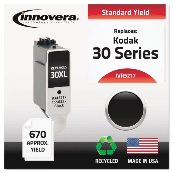 Innovera Remanufactured Kodak 30 Series High-Yield Ink Cartridge