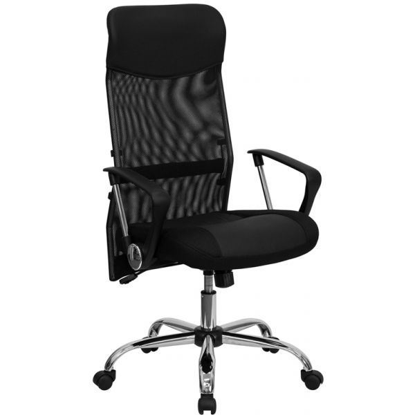 Flash Furniture High Back Swivel Task Chair [BT-905-GG]