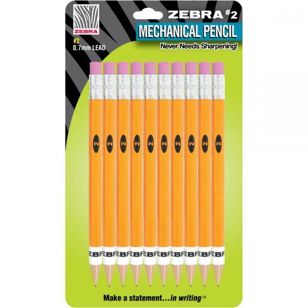 Mechanical #2 Pencils 10/Pkg