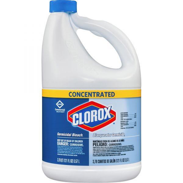 Clorox Germicidal Liquid Bleach