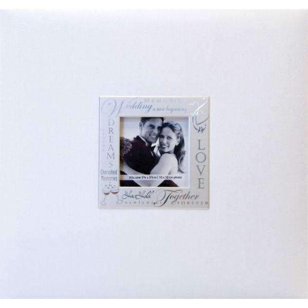 "Expressions Post Bound Album 8""X8"""