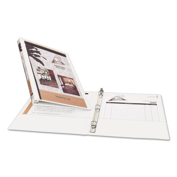 "Avery Economy Reference 1/2"" 3-Ring View Binder"